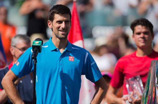 Novak Djokovic made the comments after winning theBNP Paribas Open at Indian