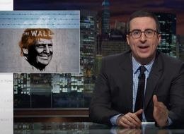 John Oliver Has Torn Apart Every Part Of Donald Trump's Mexico Border Wall