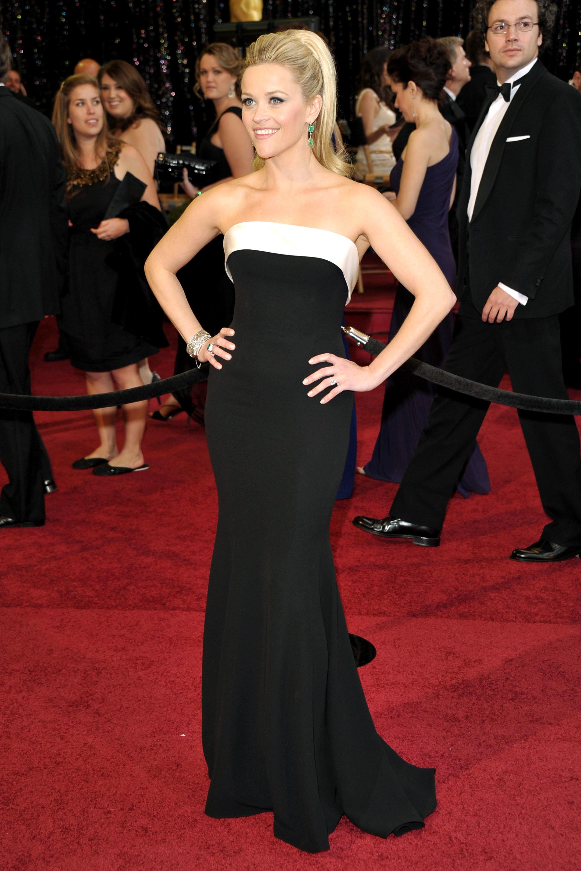At the 2011 Oscars.