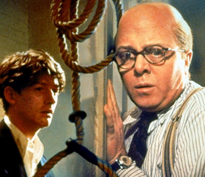 Richard Attenborough and John Hurt starred in the 1971 film about the same