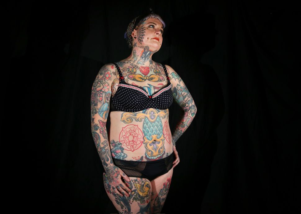 11 Tattooed Women On The Double Standards They Face For Being Inked Huffpost Uk