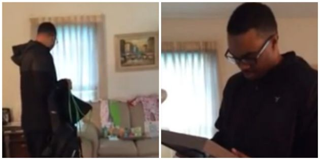Pregnancy Announcement: Husband's Hilariously Underwhelmed Reaction To Wife's Baby