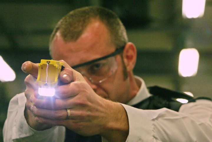 There's no right to keep and bear stun guns -- yet.