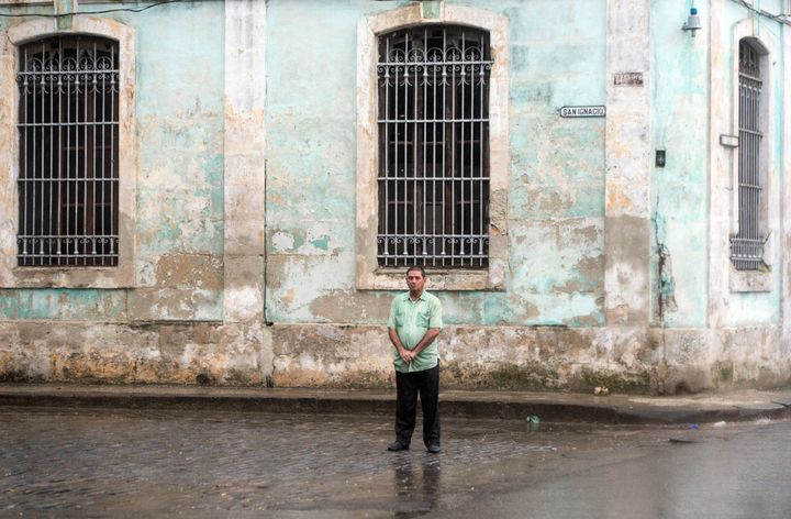 """Castro has said Cuba will not waver from its 57-year-old revolution and decriedU.S. """"double standards."""""""