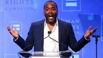 LOS ANGELES, CA - MARCH 19:  Director Lee Daniels speaks to the audience at the 'Human Rights Campaign 2016 Los Angeles Gala' held at the JW Marriott Los Angeles at L.A. LIVE on March 19, 2016 in Los Angeles, California.  (Photo by Mark Davis/Getty Images)