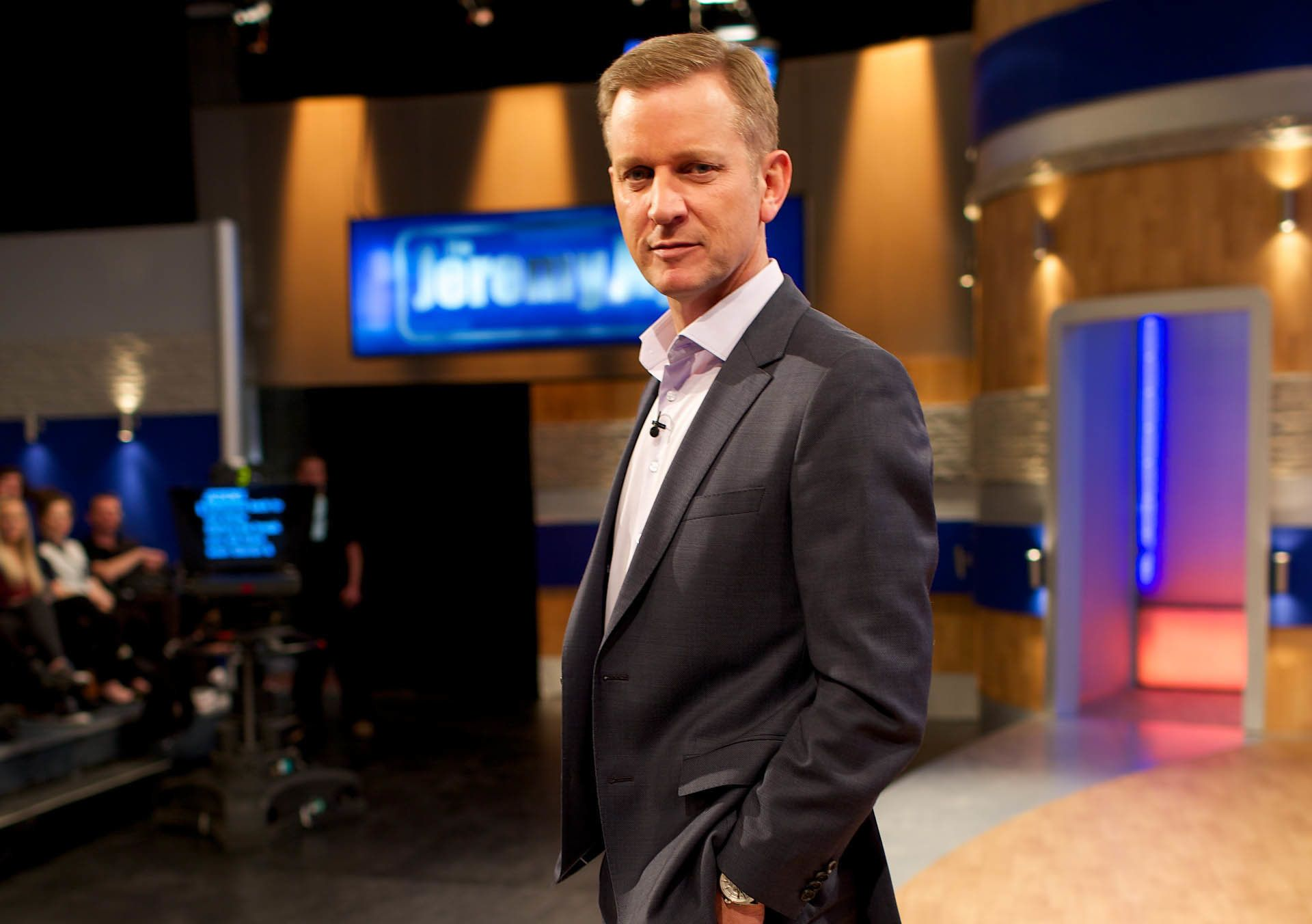 'The Jeremy Kyle Show' was witness to some rather fruity