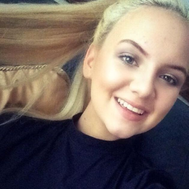 Jodie-Lee Daniels, 15, also