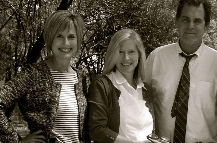 Spell & Spell partners Tara Farris Zeller, Annie Spell and Buddy Spell.