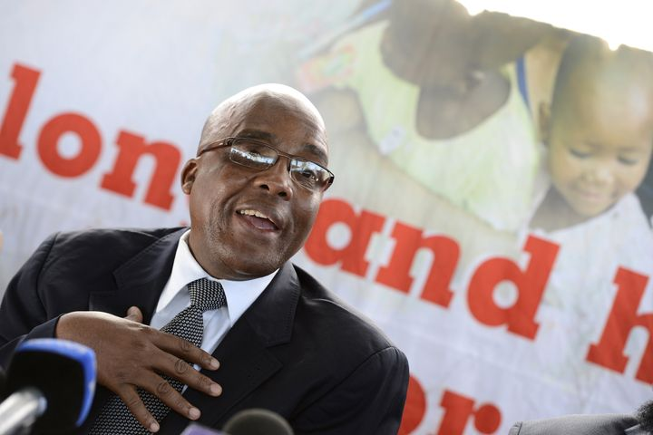 Aaron Motsoaledi, South Africa's top health official, thinks people find it too easy to ignore TB.
