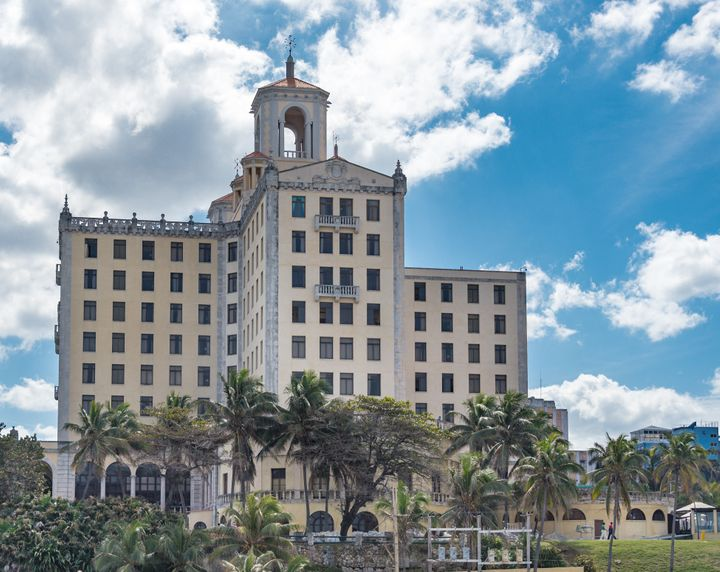 Havana's historic Hotel Nacional, located in the city's Vedado neighborhood, is still owned by the government.