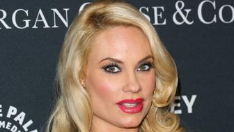 BEVERLY HILLS, CA - OCTOBER 26:  Actress / Reality TV Personality Coco Austin attends the Paley Center For Media's Tribute To African-American Achievements In Television at the Beverly Wilshire Four Seasons Hotel on October 26, 2015 in Beverly Hills, California.  (Photo by Paul Archuleta/FilmMagic)