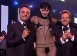 Ofcom Reach Decision Over This Year's Most Outrageous Brit Awards Moment