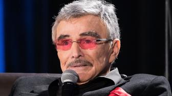 CHICAGO, IL - AUGUST 22:  Burt Reynolds attends Wizard World Comic Con Chicago 2015 at Donald E. Stephens Convention Center on August 22, 2015 in Chicago, Illinois.  (Photo by Daniel Boczarski/Getty Images)
