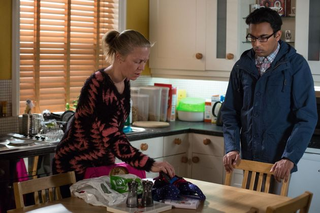 Tamwar reminds Linda that Nancy needs her