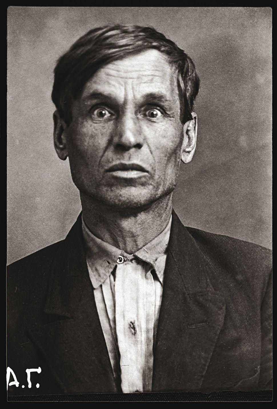 Alekseï Grigorievitch Jeltikov, Russia, born 1890 in the village of Demkino, in the Riazan region. Attended elementary s