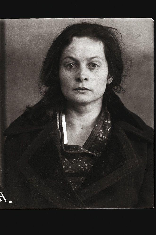 Elizaveta Alekseïevna Voïnova, Russia, born in 1905 in the village of Zakharovo, Kinski district, Moscow region. At