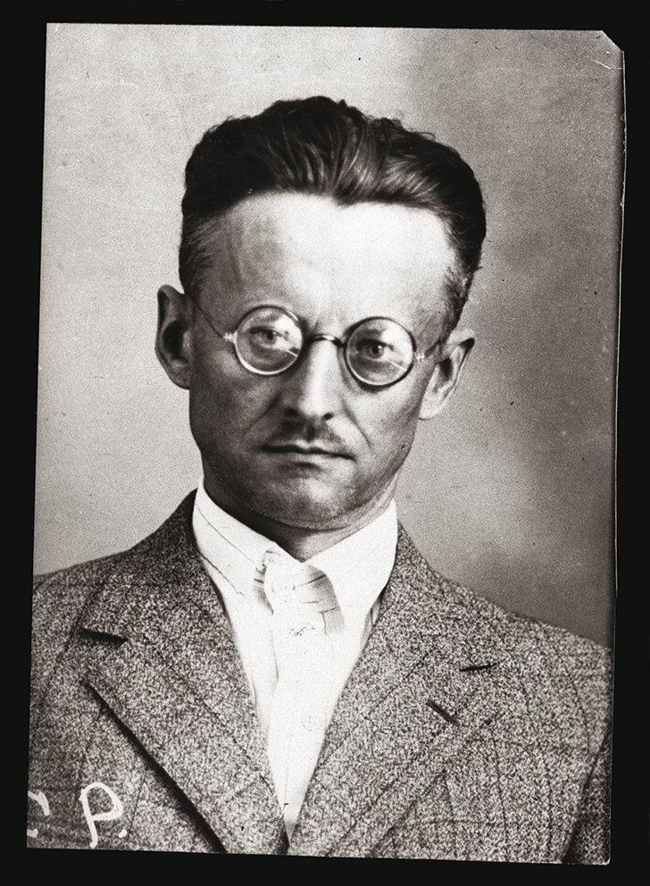 Stanisław Rytchardovitch Budkiewicz, Poland, born 1887 in Łód. Attended university, member of the VKP(b), Brigade Comm