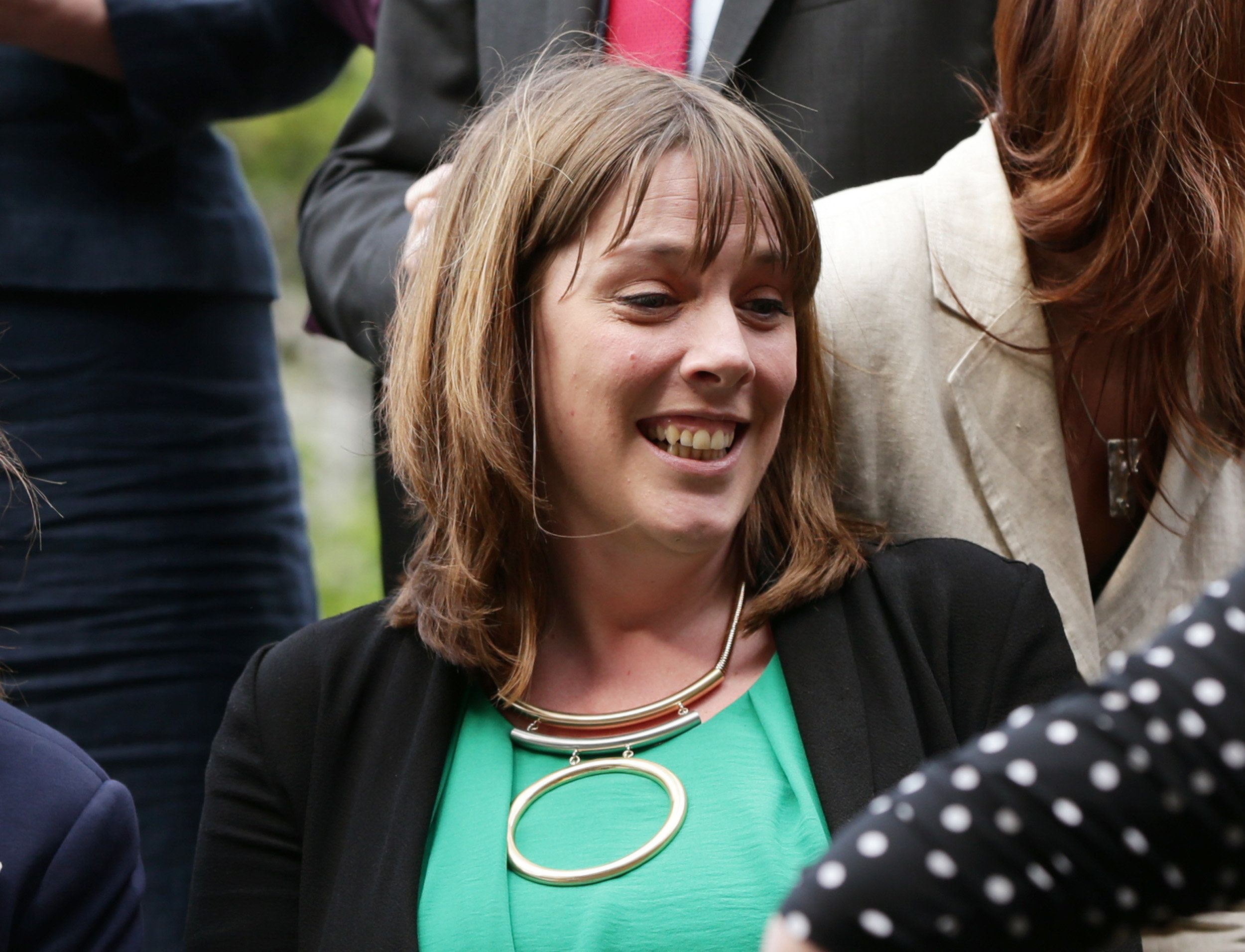 Jess Phillips said the battle to secure equal pay has been 'lost' for women of her