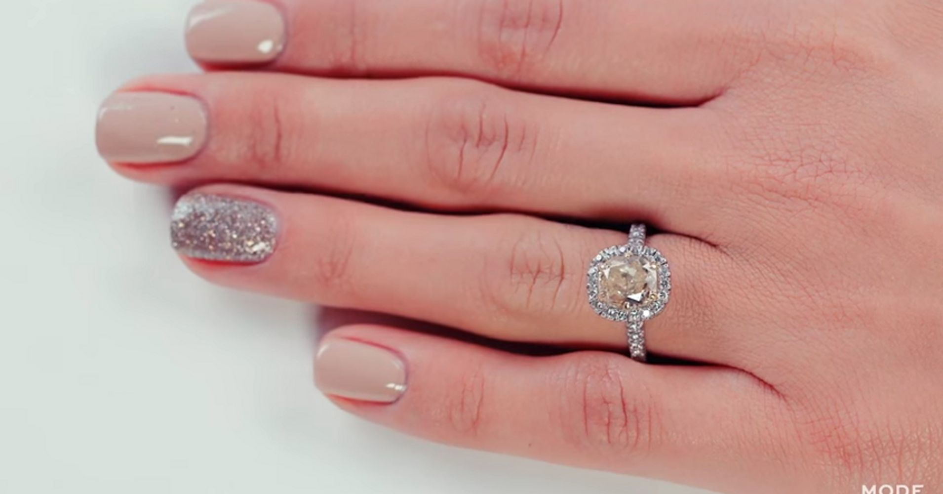 Feast Your Eyes On 100 Years Of Engagement Rings In Under 3 Minutes ...