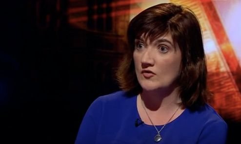 Nicky Morgan, Education