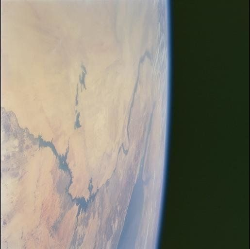 Captured by STS-100Space Shuttle Endeavor