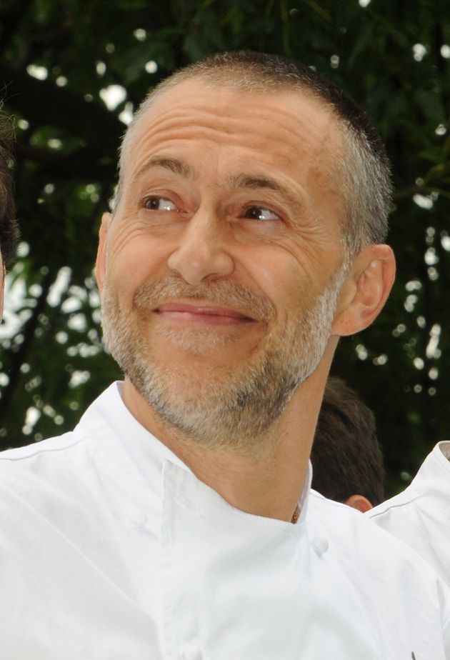 Michel Roux Jr will be the first to take over from James