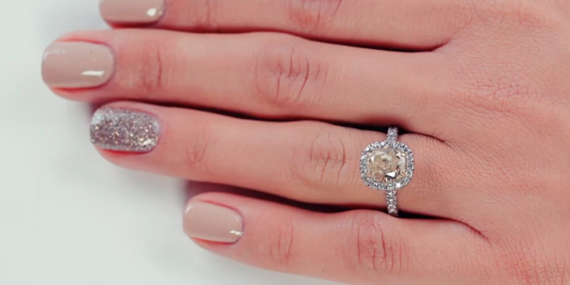 See 100 Years Engagement Ring Trends In Less Than Three Minutes