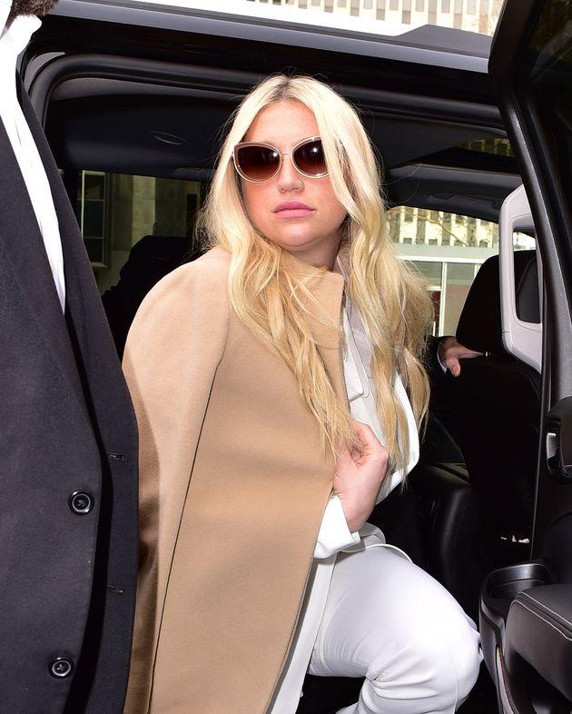 Kesha attending court last