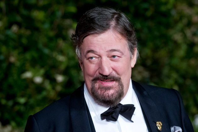 Stephen Fry let rip during an interview with Gay Byrne on RTE's Meaning of Life in February