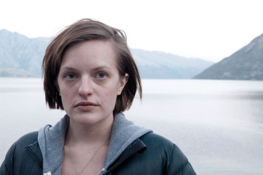 Elisabeth Moss won a Golden Globe for her role in the first