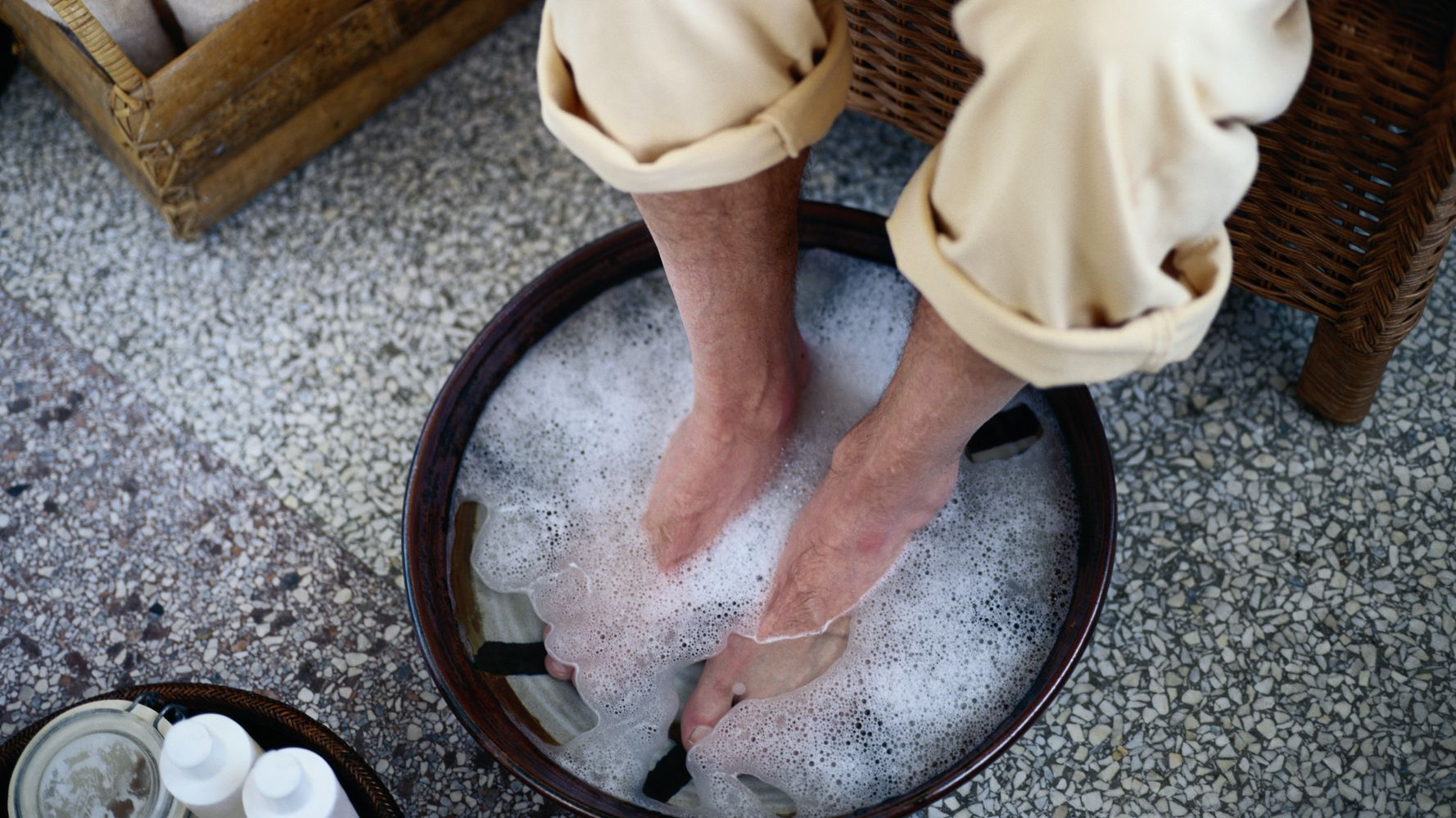 Here Are The Worst Things A Guy Could Do At A Pedicure | HuffPost Life