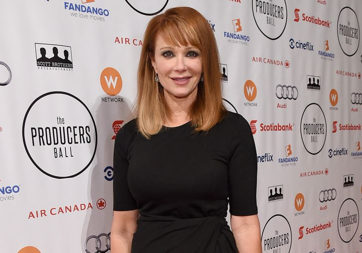 Lauren Holly says she hasn't had plastic surgery, but she's not opposed to it.