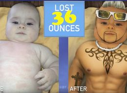 Just Because You Don't Have Abs Doesn't Mean Your Baby Can't