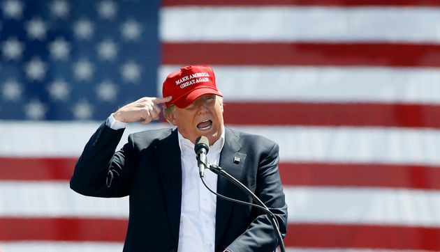 Donald Trump wants to pull up the drawbridge and keep the world