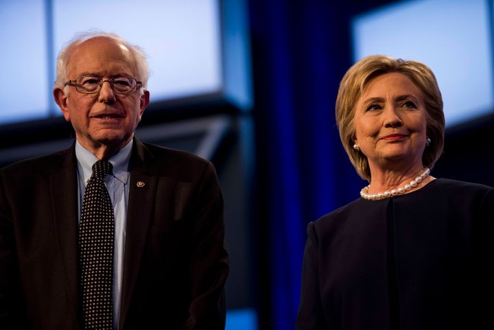 Does Donald Trump agree with Bernie Sanders and Hillary Clinton on how to fix problems in urban centers?