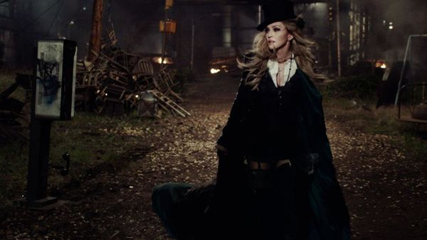 "<strong>Billboard peak: </strong>Didn't chart<br><br>The purity of the production on ""Ghosttown"" recalls the ""Ray of Light"""