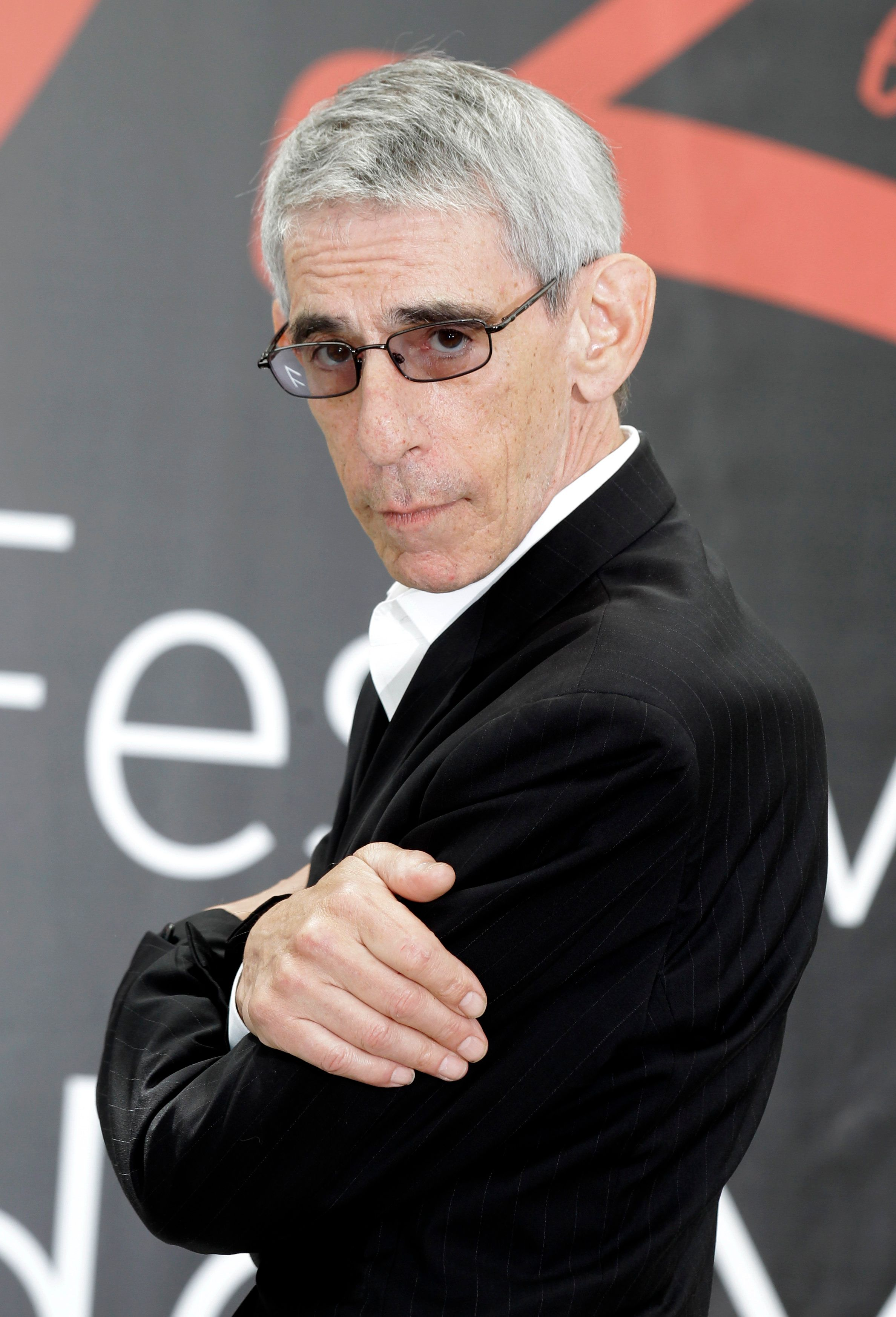 US actor Richard Belzer poses during a photocall at the 2012 Monte Carlo Television Festival, Tuesday, June 12th, 2012, in Monaco. (AP Photo/Lionel Cironneau)