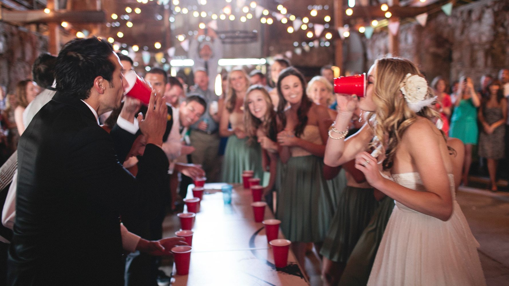 21 Awesome Wedding Games That Will Keep The Party Going | HuffPost Life