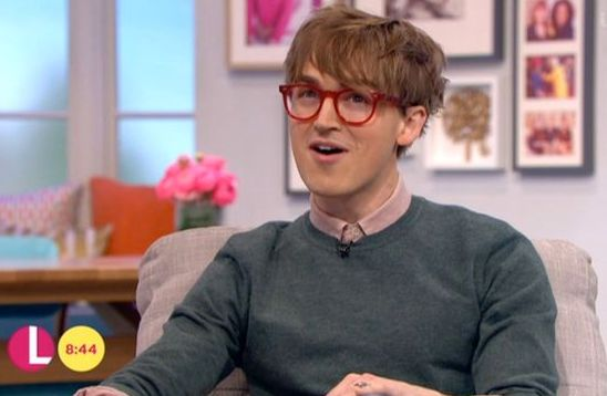 Tom Fletcher Reveals How Two-Year-Old Buzz Looks After Newborn Brother