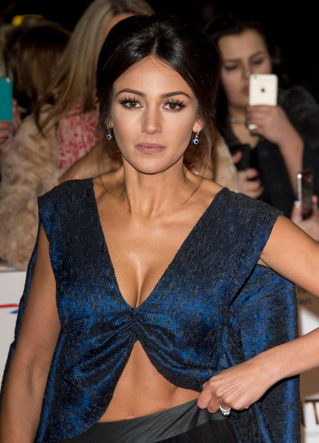 Michelle Keegan has filmed her very first sex
