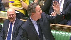 Cameron Mocks Jeremy Corbyn Over Labour MPs Loyalty