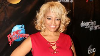 NEW YORK, NY - MARCH 08:  Kim Fields poses at the 22nd Season Stars of ABC's 'Dancing With The Stars' cast announcement at Planet Hollywood Times Square on March 8, 2016 in New York City.  (Photo by Bruce Glikas/FilmMagic)