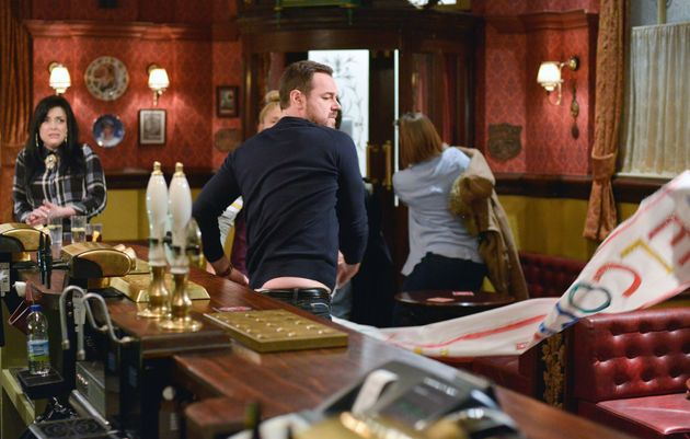 'EastEnders' Spoiler: Mick Carter Reaches Breaking Point Over Baby