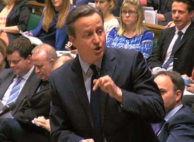 David Cameron Is A 'Hypocrite' For Smoking Cannabis At Eton But Opposing