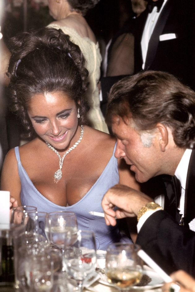 Whether it was a new jewel or a husband, Elizabeth Taylor always had the perfect