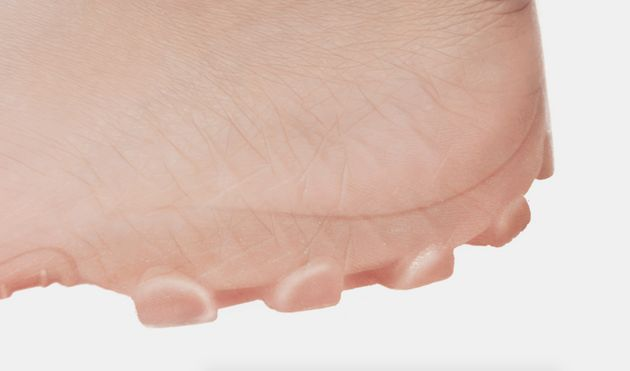 Invisible Shoes Are The Terrifying Trend Of The