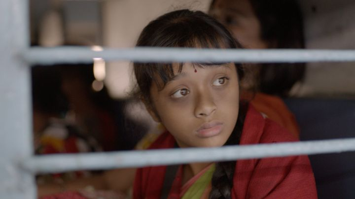 """Niyar Saikia plays the role of Lakshmi, a 13-year-old Nepalese girl sold into slavery, in the film """"Sold."""""""