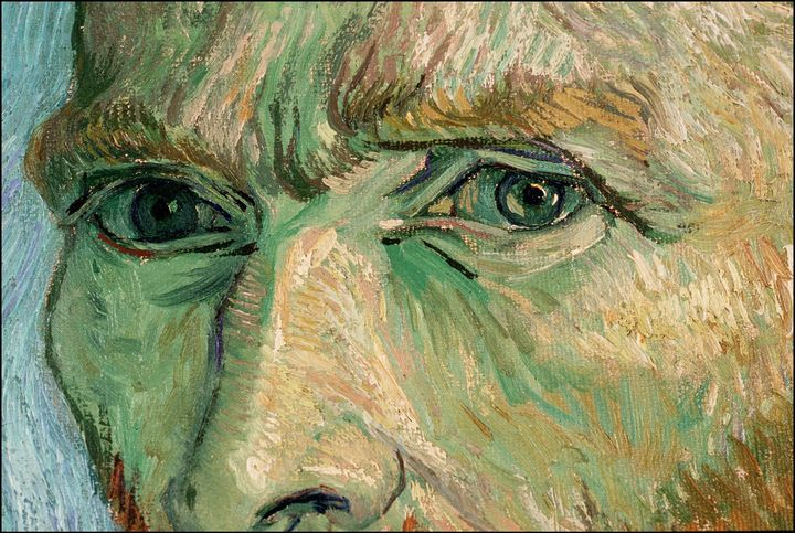 Vincent van Gogh is not amused.