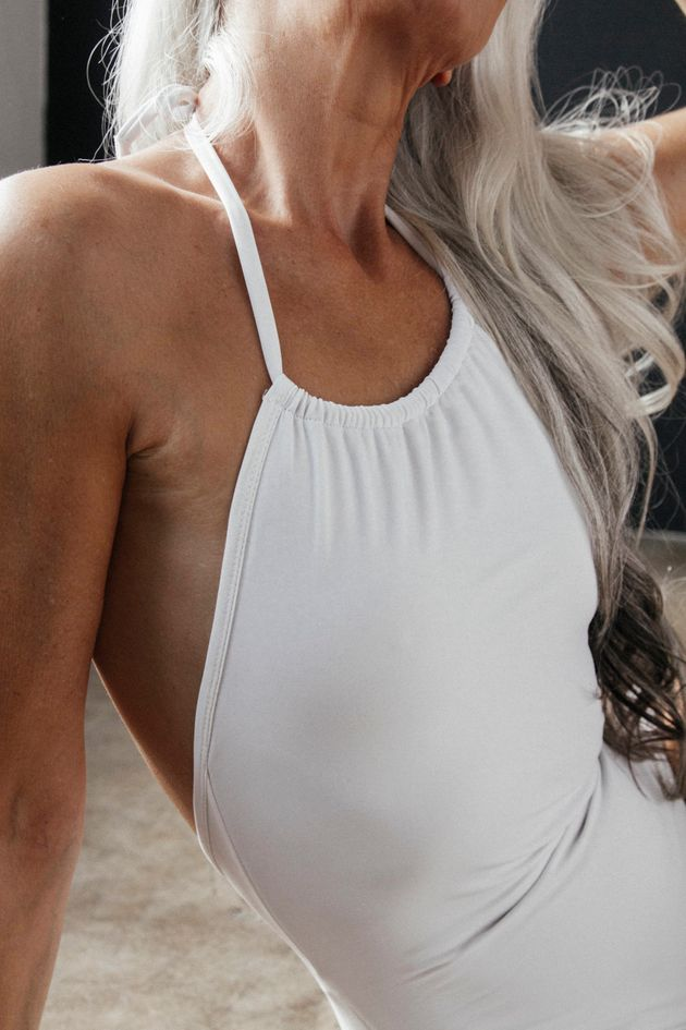 60-Year-Old Model Puts Sexed-Up Swimsuit Ads To Shame In Stunning
