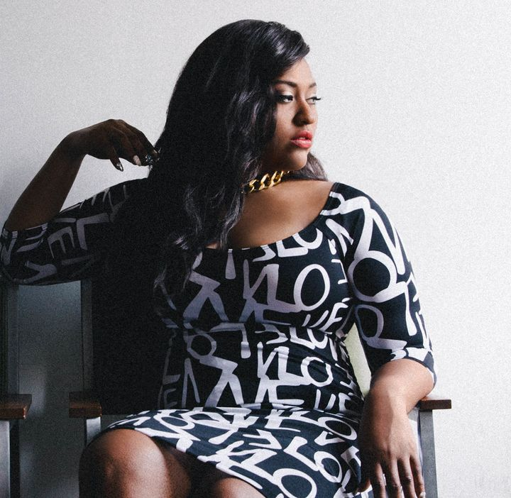 Jazmine Sullivan wants to inspire curvy women dealing with self-acceptance issues.